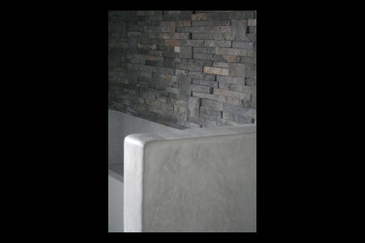 tadelakt dusche boden bad wandgestaltung mit lehmkalktadelakt in k - Tadelakt Dusche Boden